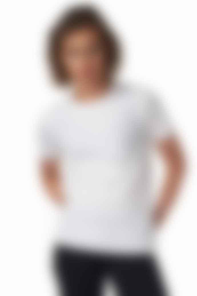POP Copenhagen White Music T-Shirt