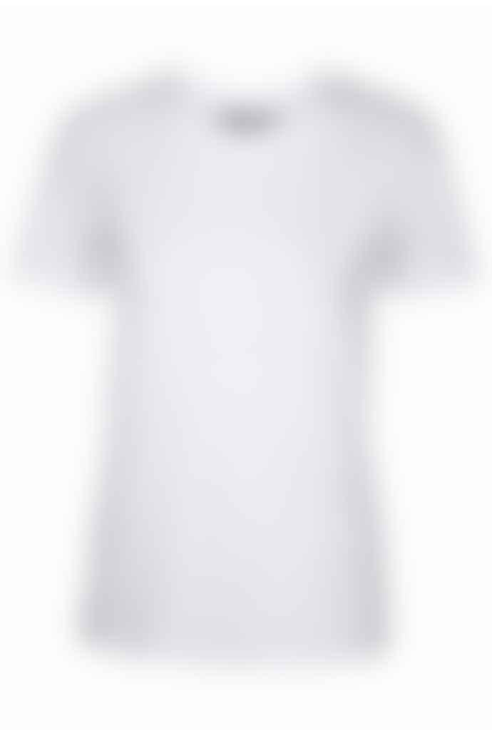 POP Copenhagen White Disco T-Shirt