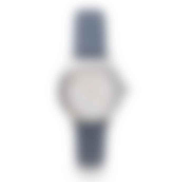 Anaii Navy Blue Eva Design Watch