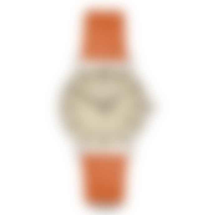 Anaii Orange Eden Design Watch