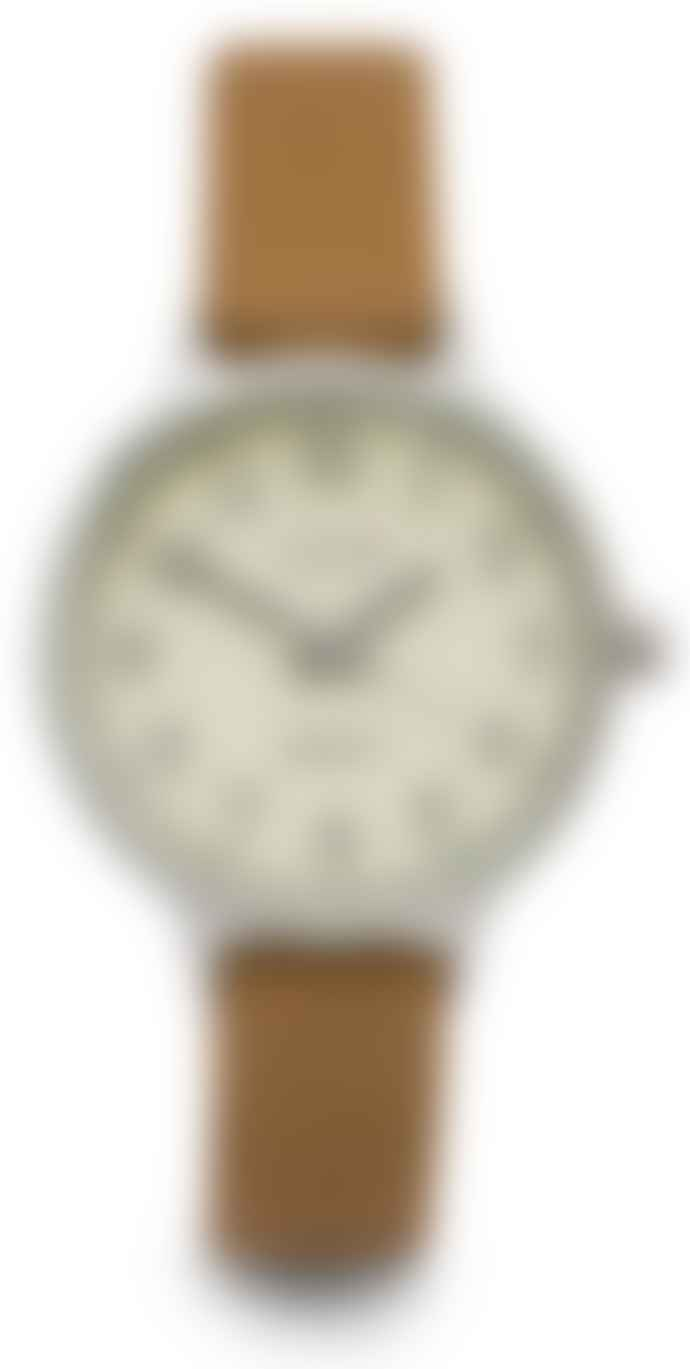 Anaii Brown Minuet Design Watch