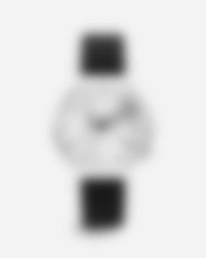 Komono White Marble Lexi Watch
