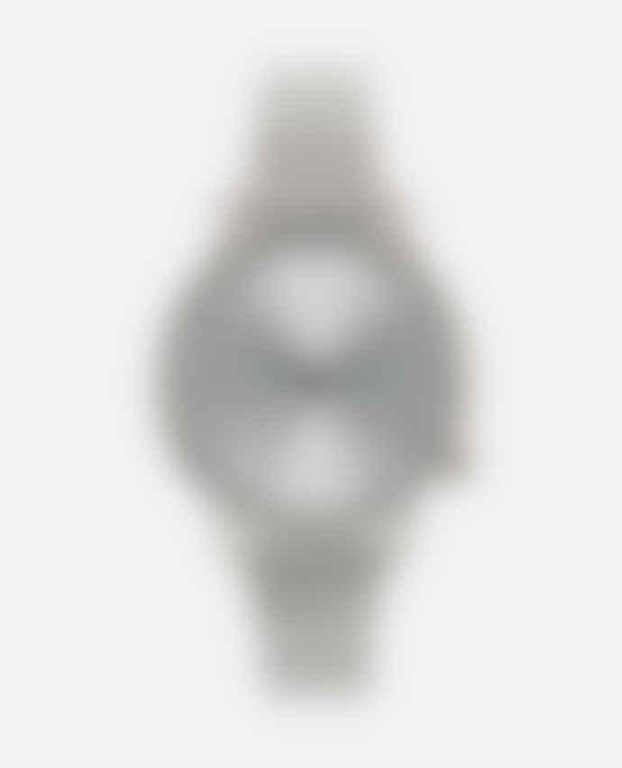 Komono Silver Estelle Royale Watch