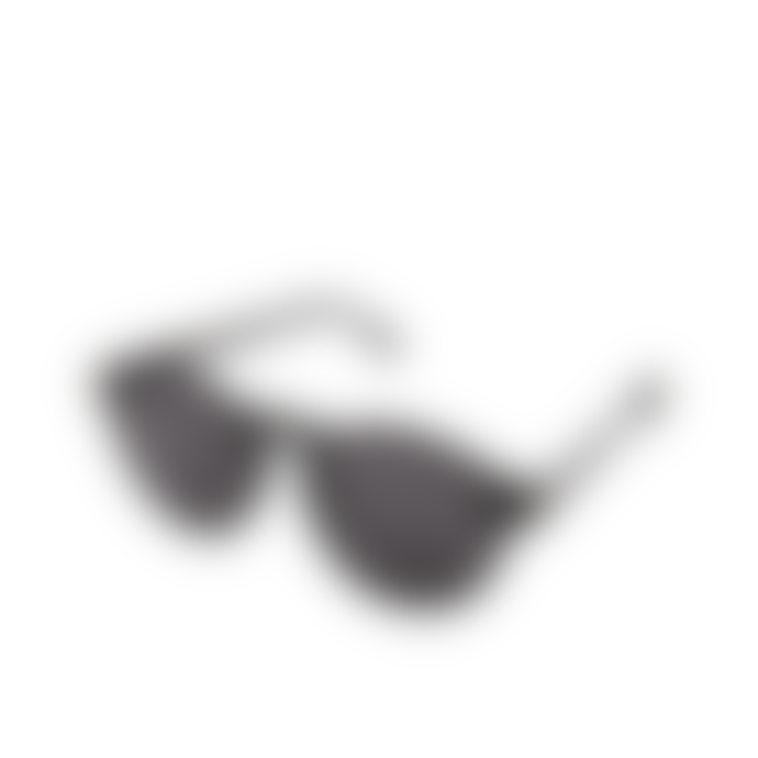 Komono Black Metal Devon Sunglasses
