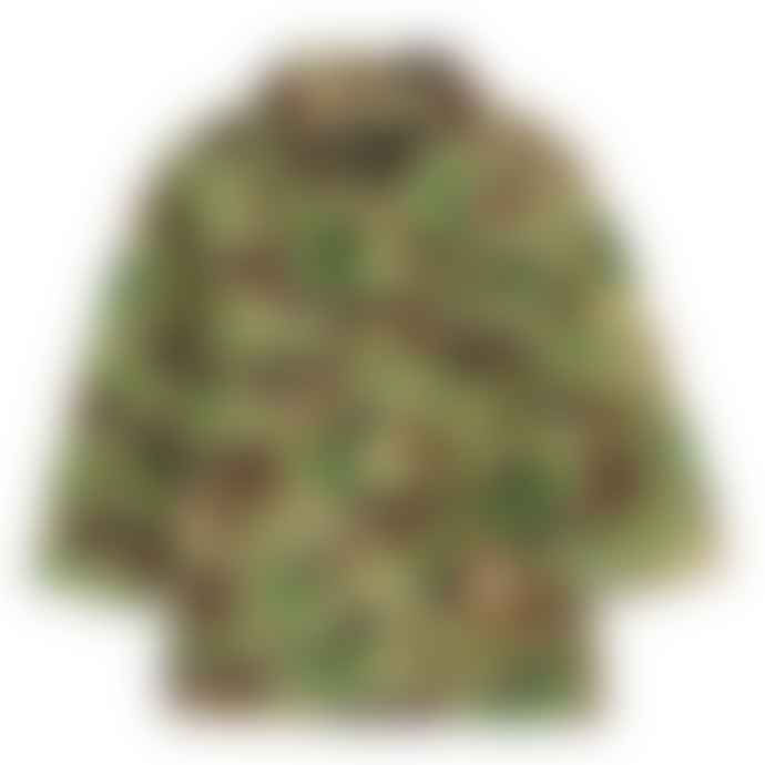 Mini Rodini Green Safari Jacket