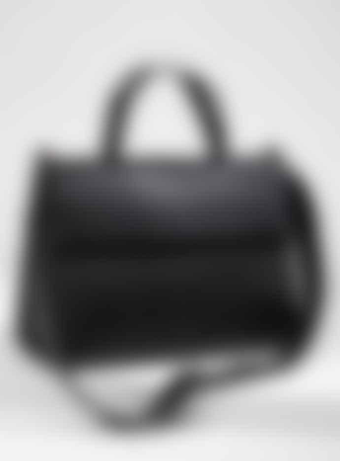 Neuville Black Jetlag Bag