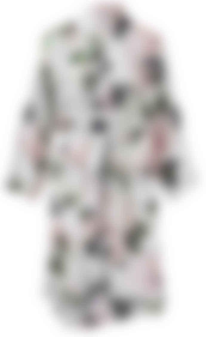 Wallace Cotton Hortense Floral Robe