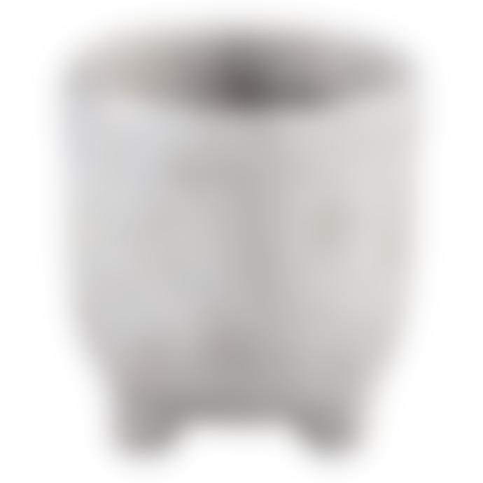 PTMD Grey Creed Ceramic Pot