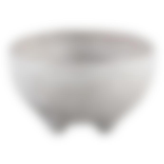 PTMD Grey Creed Ceramic Bowl