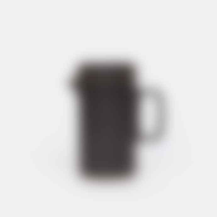 Hasami Porcelain Black Tall Teapot