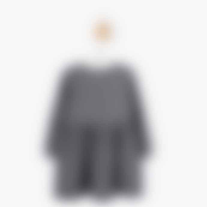 Arsene et les Pipelettes Grey 8Y Dress