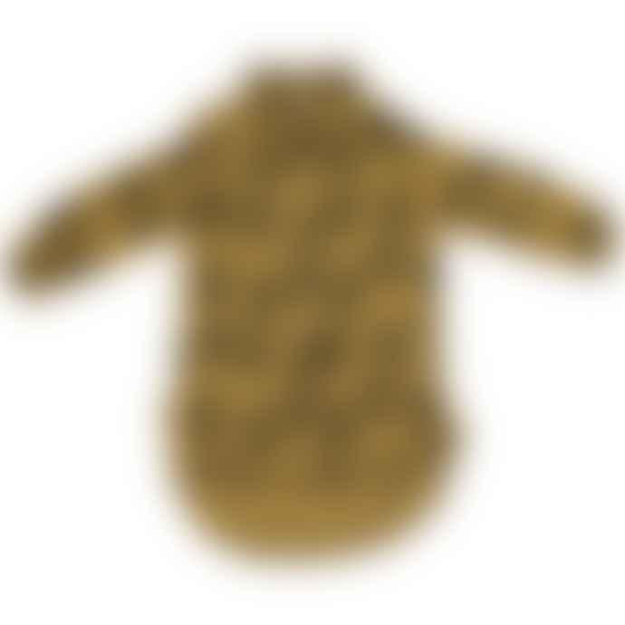 Picnik 3Y Penguin Print Dress Shirt Dress