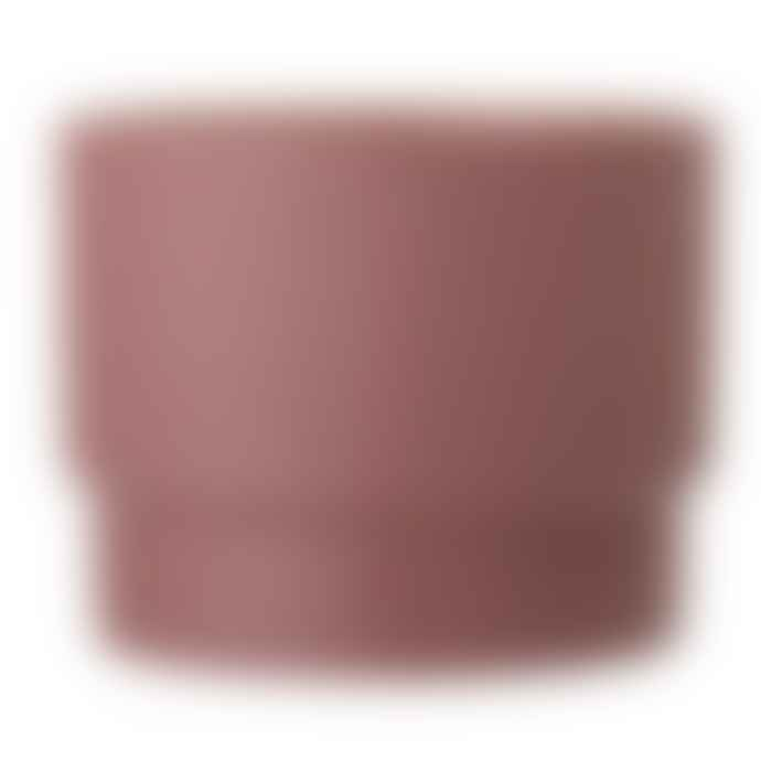 Bloomingville Pink Ceramic Flowerpot