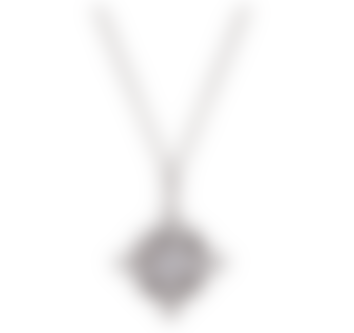 Kiki Minchin Silver Amalfi Baby Coin Necklace