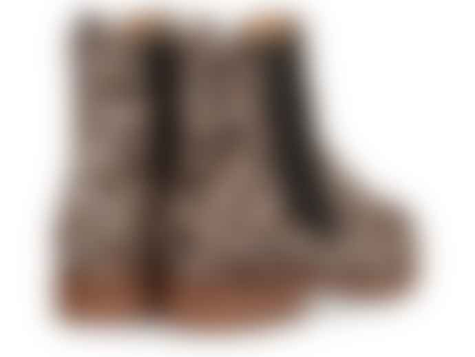Maruti  Leopard Passoa Chelsea Boot