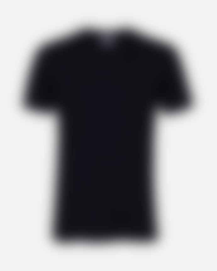 Colorful Standard Deep Black Short Sleeve T-Shirt
