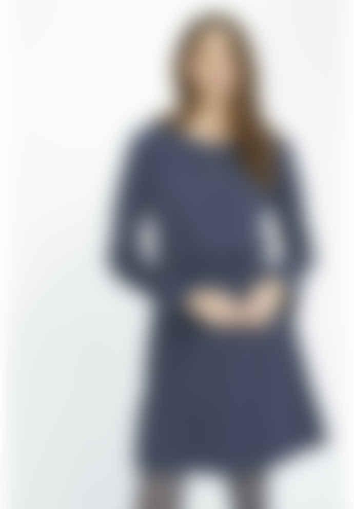 People Tree Blue Angela Paisley Dress