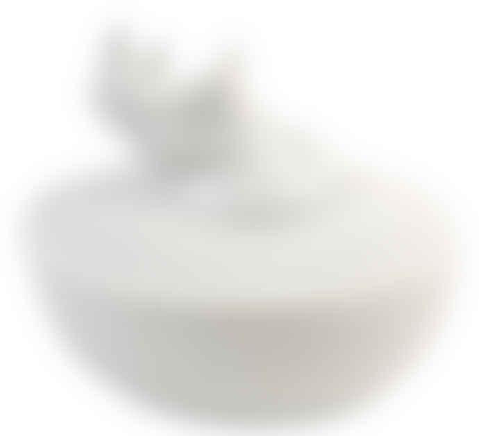 &klevering Porcelain Rhino Bowl