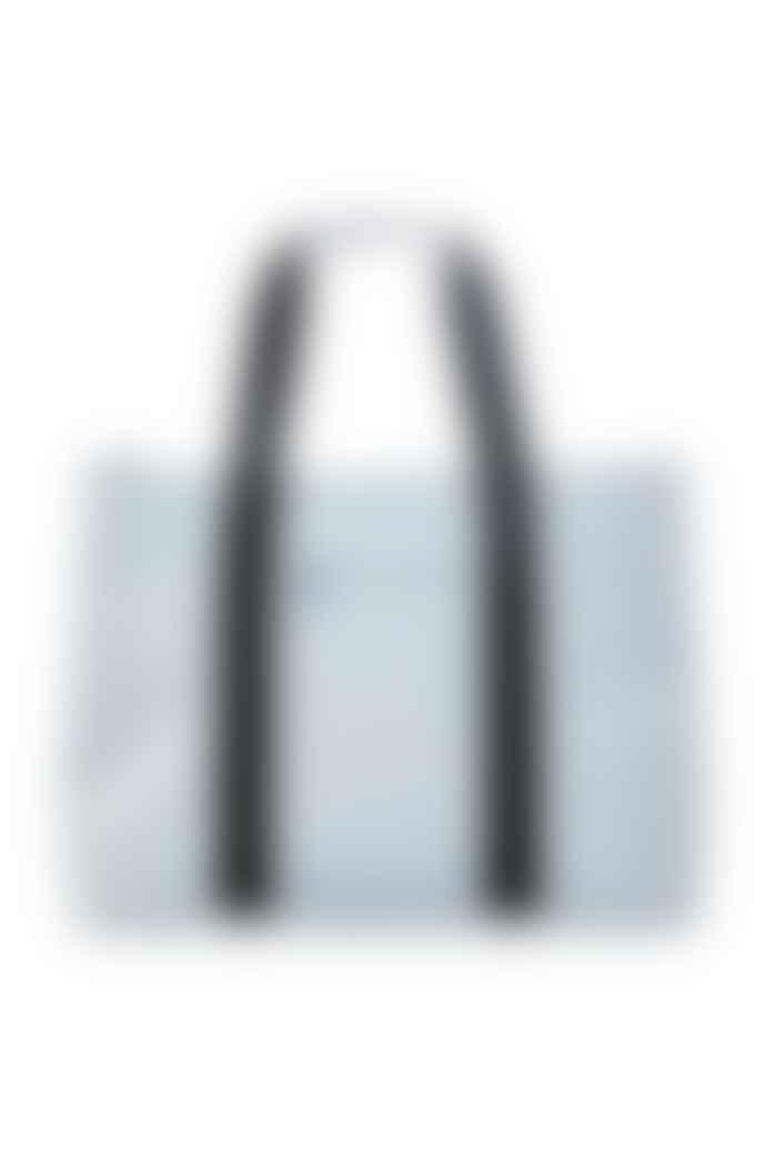 Rains Ice Grey Weekend Tote Bag
