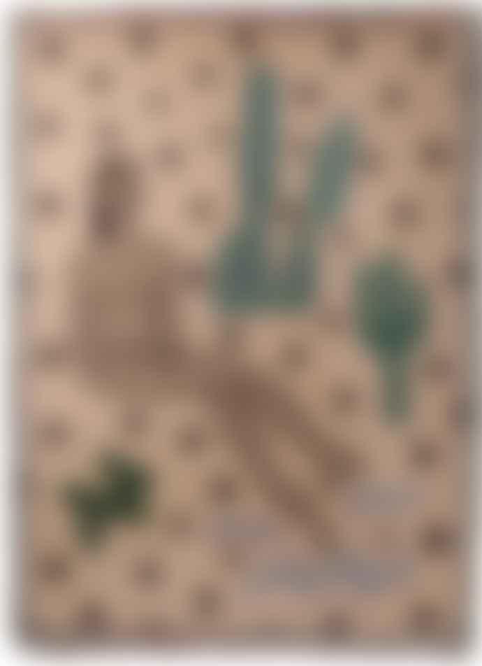 BFGF Desert II Cotton Blanket