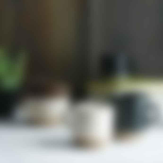 Kinto Black Espresso Two Tone Cup