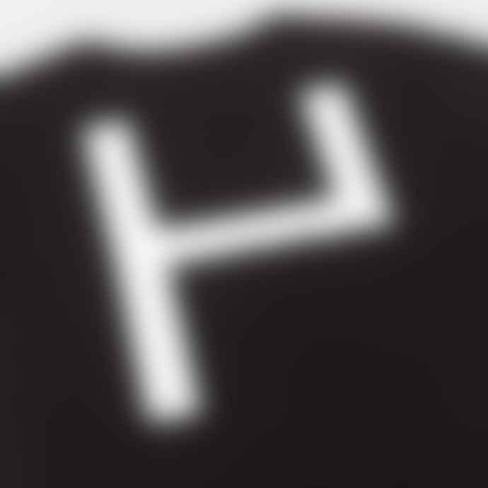 Haven Black With White Print La Source Tee