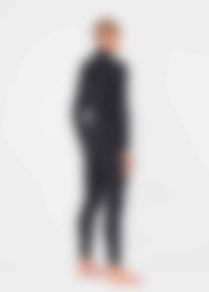 NCHE 43 Black Full Suit