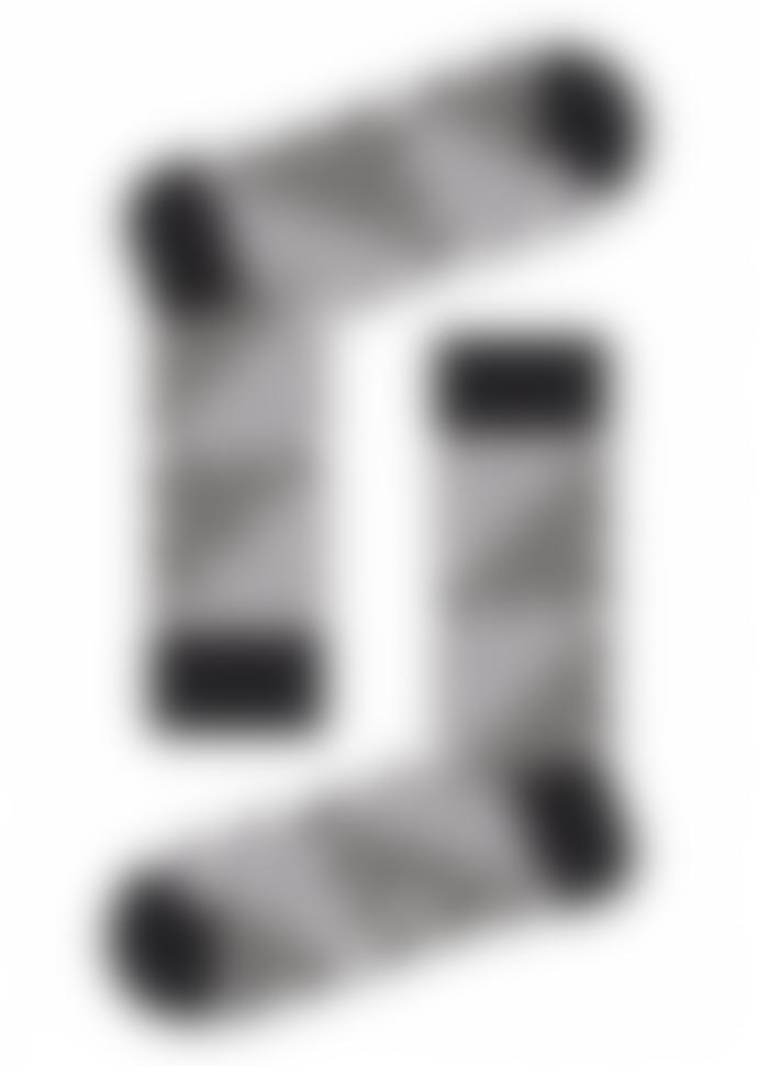Happy Socks  Black White Gift Box Sock