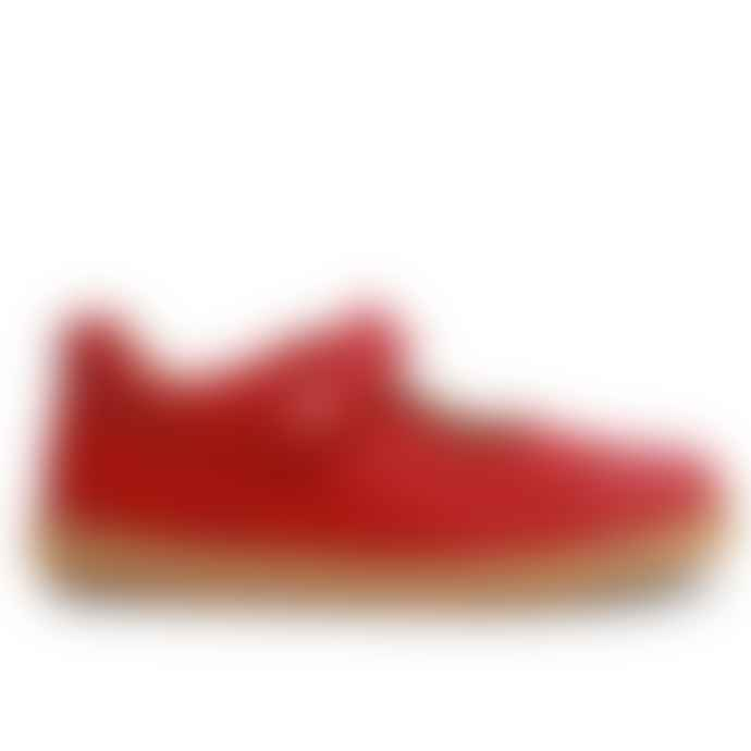 Bobux Rio Red Iw Delight Mary Jane Shoes