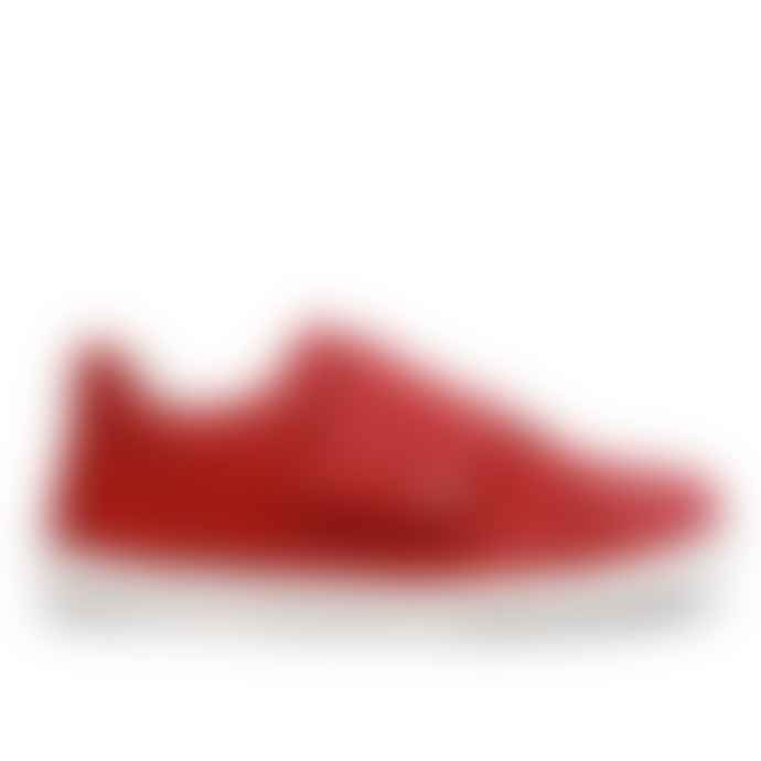 Bobux Red Iw Boston Trainer