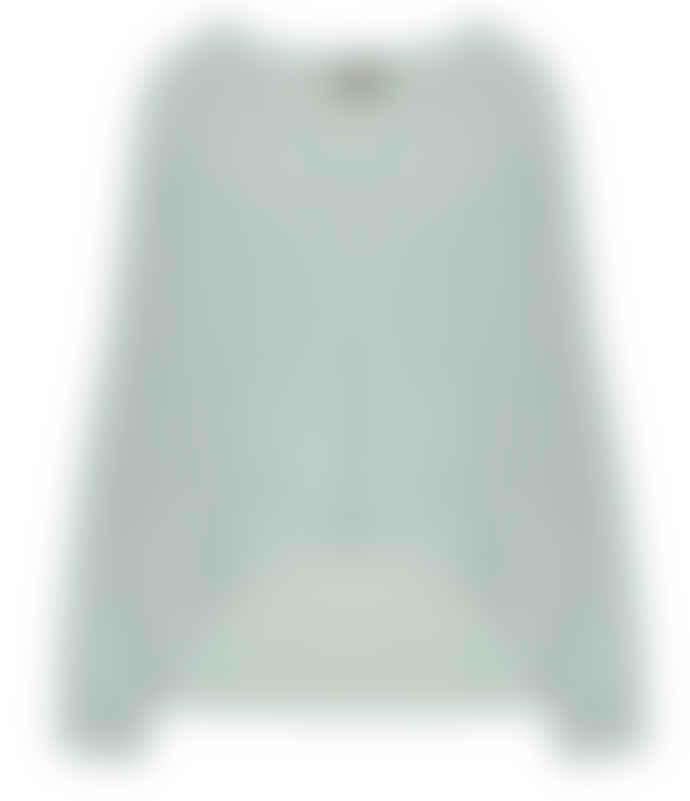10per3 Mint Cashmere V Neckline Sweater