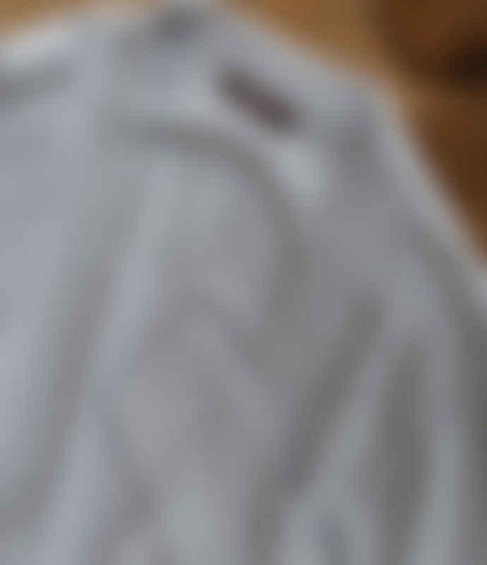 10per3 Grey Cashmere Cardigan With Belt