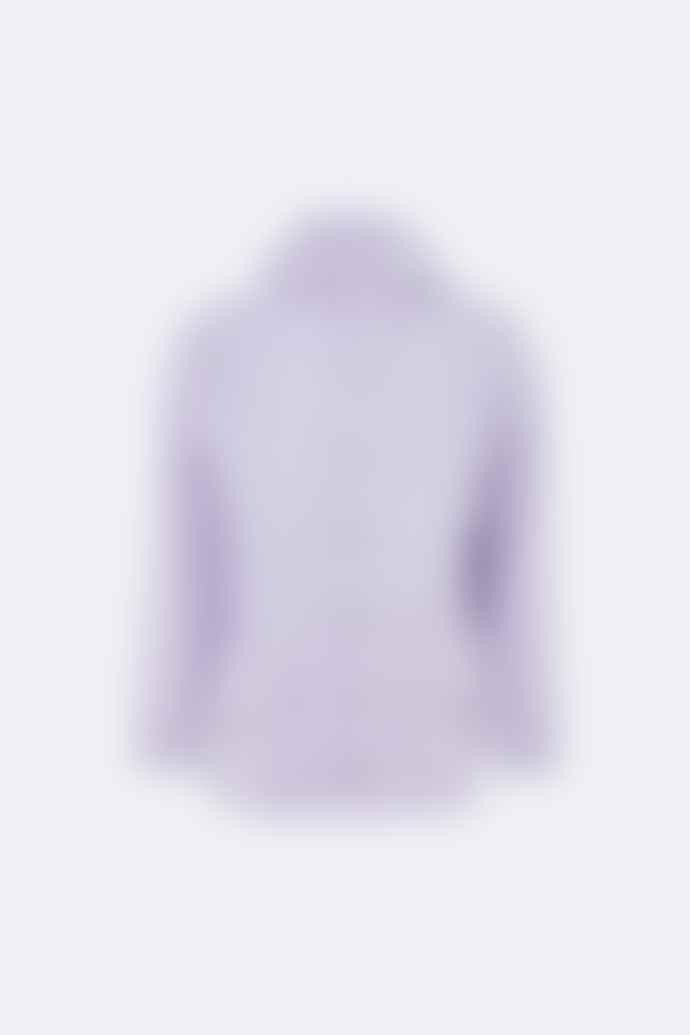 Rains Functional Unisex Lavender Rain Jacket With A Smooth, Matt Finish