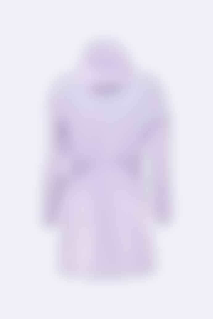 Rains Functional Women's Lavender W Rain Jacket With a Smooth, Matt Finish