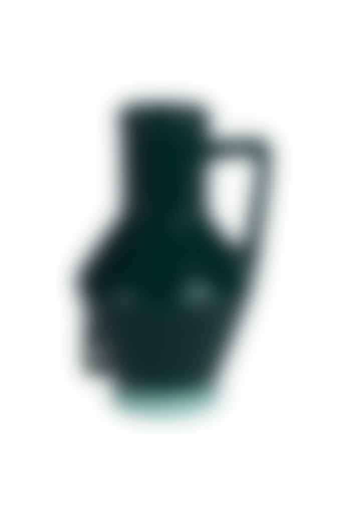 Return to Sender Dark Green Small Portugal Vase (2 colours)