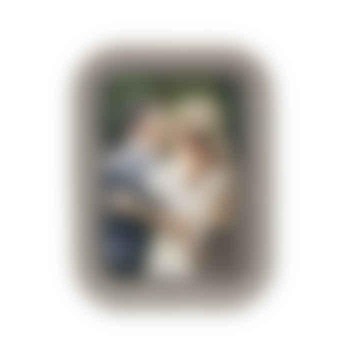 India Jane Rectangular 'Ursula' Pearl And Diamante Photo Frame