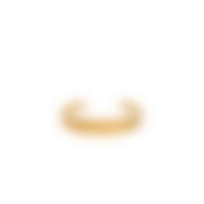 Pernille Corydon Gold Plated Saga Bracelet