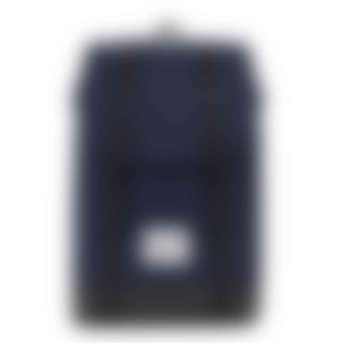 Herschel Supply Co. Black Crosshatch Peacock  Herschel Retreat Backpack