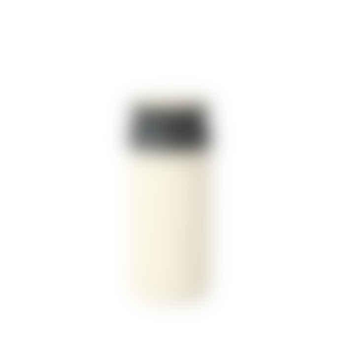 Kinto White Travel Tumbler - 350ml