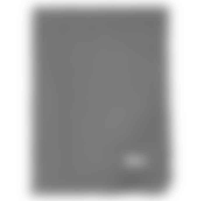 Broste Copenhagen Dark Grey Linen Tablecloth