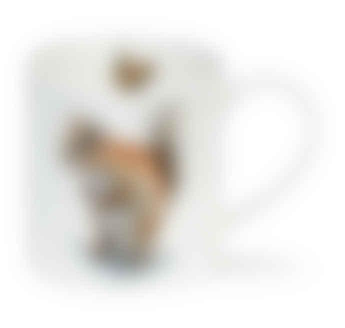 Dunoon Red Squirrel Mug
