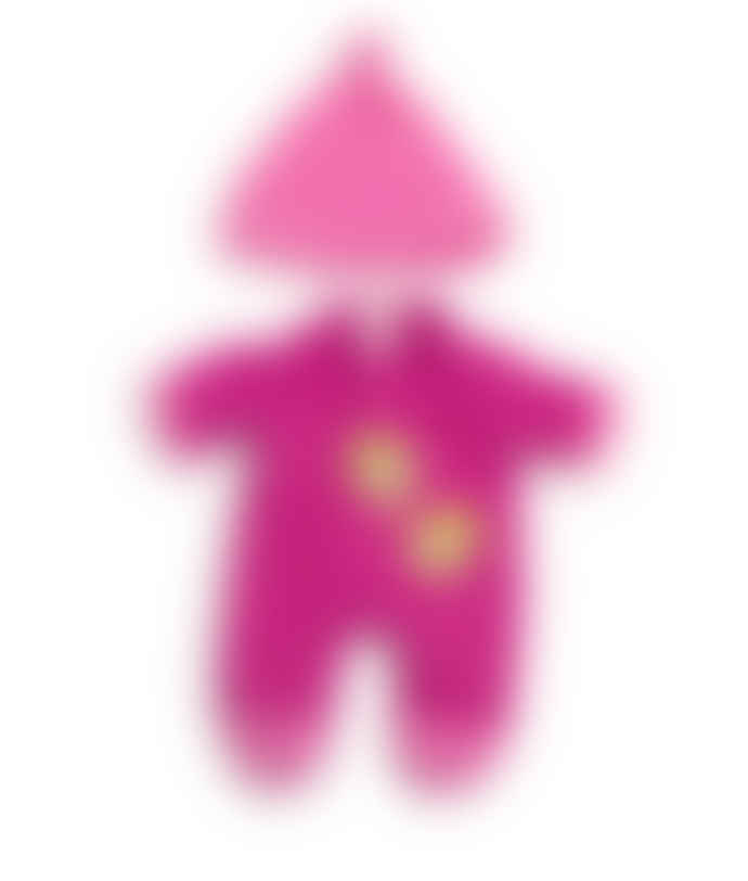 Miniland Pink Pajama Set for Dolls