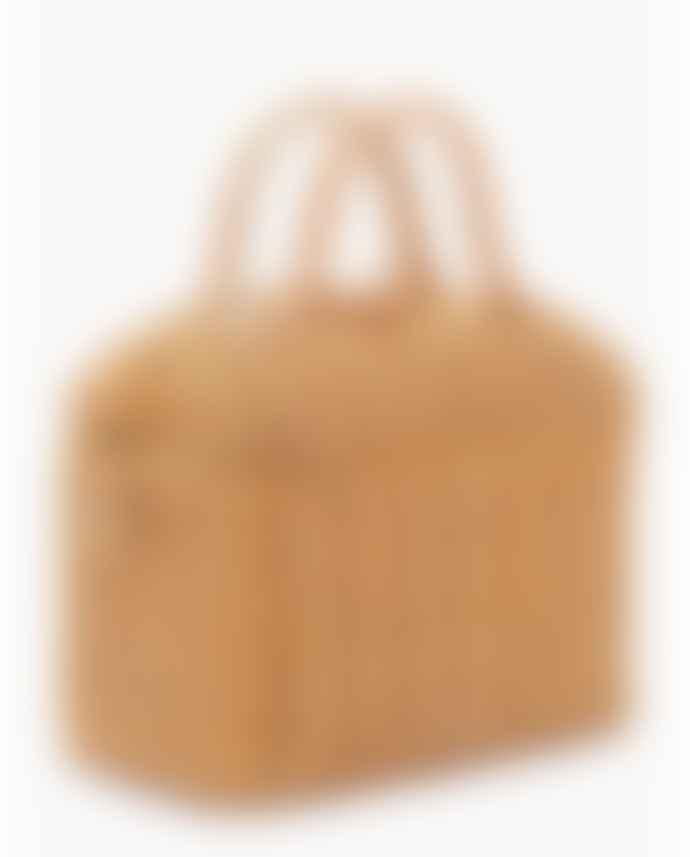 Ulla Johnson Perle Wicker Messenger Bag