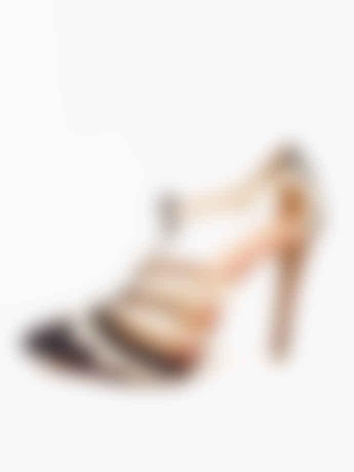 Katty Xiomara JJ. Heltor Stiletto Leather Shoes