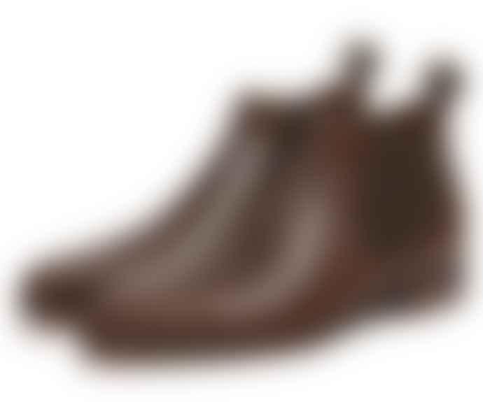 Loake Shoemakers Nene Dark Brown Chelsea Boot