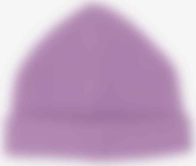 Baum und Pferdgarten Leola Violet Rib Beanie Hat