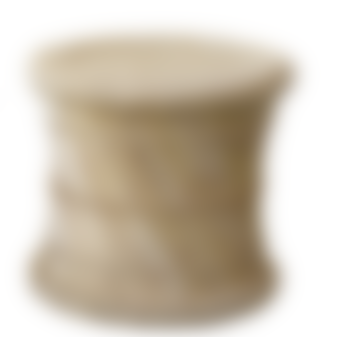 Bloomingville Large Nature Bamboo Stool