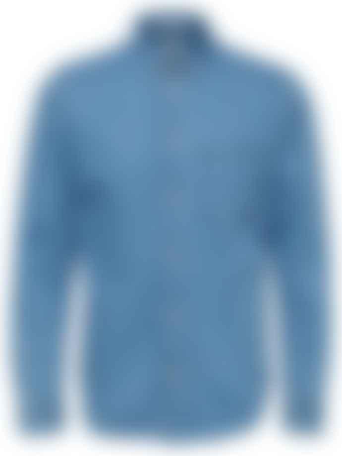 Selected Homme Landon Perfect Denim Shirt