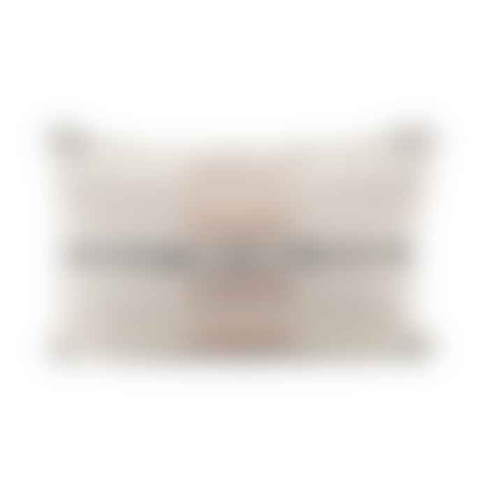 House Doctor Tribe Sand Pillowcase