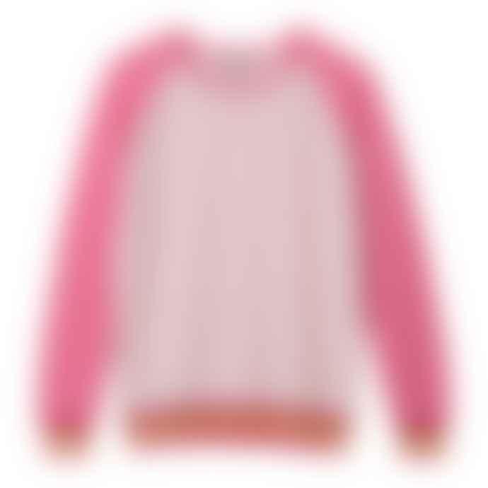 Cove Pink Cashmere Carmen Jumper